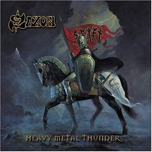 Saxon: Heavy Metal Thunder (2-CD) - Bild 1