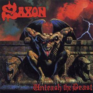 Saxon: Unleash The Beast - Cover