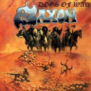 Saxon: Dogs Of War - Cover