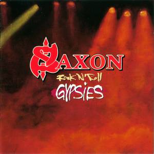 Saxon: Rock N' Roll Gypsies - Cover
