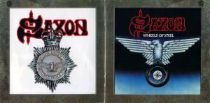 Saxon: Wheels Of Steel / Strong Arm Of The Law (2-CD) - Bild 4