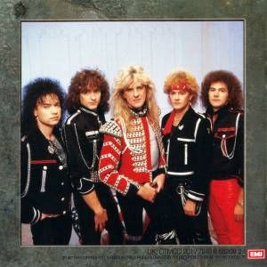 Saxon: Wheels Of Steel / Strong Arm Of The Law (2-CD) - Bild 7
