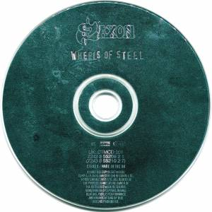 Saxon: Wheels Of Steel / Strong Arm Of The Law (2-CD) - Bild 8