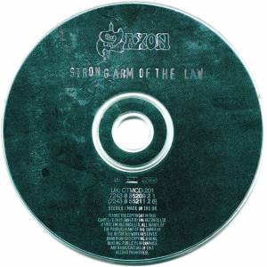 Saxon: Wheels Of Steel / Strong Arm Of The Law (2-CD) - Bild 9