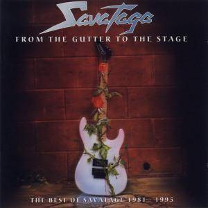 Savatage: From The Gutter To The Stage - The Best Of Savatage 1981-1995 - Cover