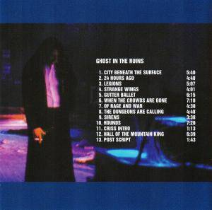 Savatage: Ghost In The Ruins - A Tribute To Criss Oliva (CD) - Bild 2