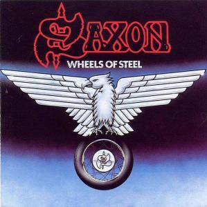 Saxon: Wheels Of Steel - Cover