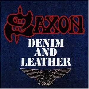 Saxon: Denim And Leather (CD) - Bild 1