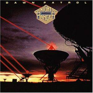 Cover - Night Ranger: Dawn Patrol