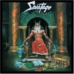 Savatage: Hall Of The Mountain King - Cover