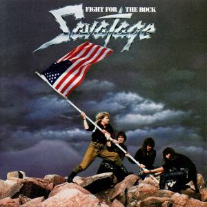 Cover - Savatage: Fight For The Rock