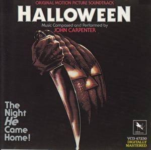 John Carpenter: John Carpenter's Halloween - Cover