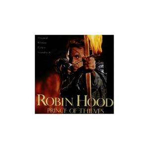 Michael Kamen: Robin Hood - Prince Of Thieves - Cover