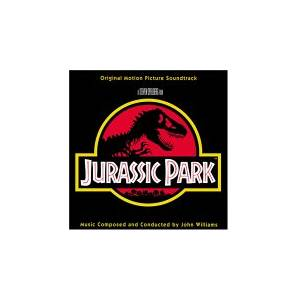 John Williams: Jurassic Park - Cover