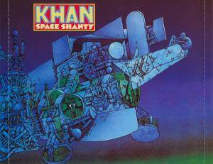 Khan: Space Shanty (CD) - Bild 4