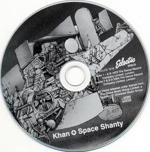 Khan: Space Shanty (CD) - Bild 5