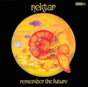 Cover - Nektar: Remember The Future