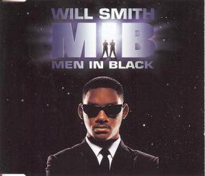Cover - Will Smith: Men In Black