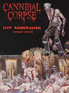 Cannibal Corpse: Live Cannibalism (DVD) - Bild 1