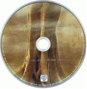 The Devin Townsend Band: Synchestra (CD + DVD) - Bild 4