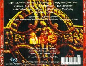 Count Raven: High On Infinity (CD) - Bild 2