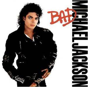 Michael Jackson: Bad - Cover
