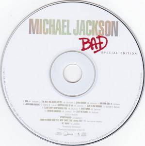 Michael Jackson: Bad (CD) - Bild 5