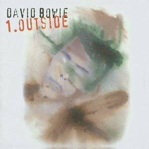 David Bowie: 1. Outside - Cover