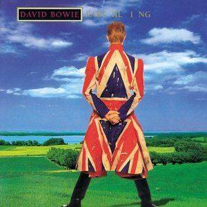 David Bowie: Earthling - Cover