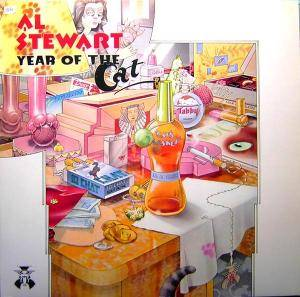Cover - Al Stewart: Year Of The Cat