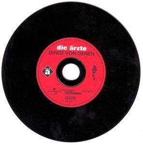 Die Ärzte: Dinge Von Denen (Single-CD) - Bild 3