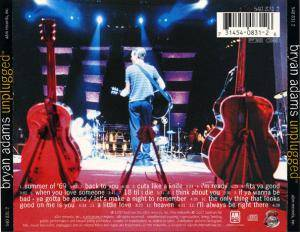 Bryan Adams: MTV Unplugged (CD) - Bild 2