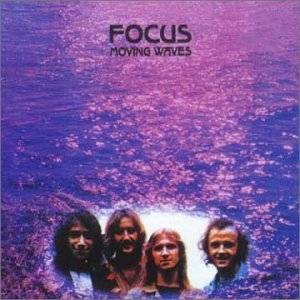 Cover - Focus: Moving Waves