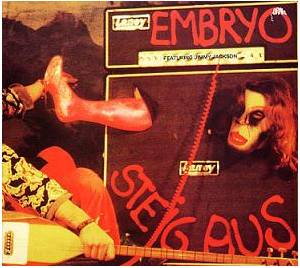 Embryo: Steig Aus - Cover