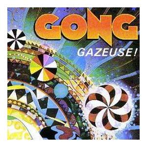 Gong: Gazeuse! - Cover