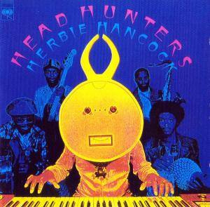Herbie Hancock: Head Hunters - Cover
