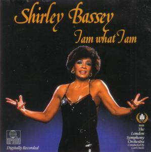 Shirley Bassey: I Am What I Am - Cover