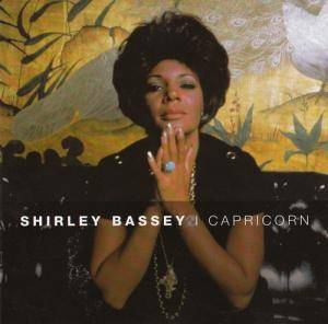 Shirley Bassey: I Capricorn - Cover