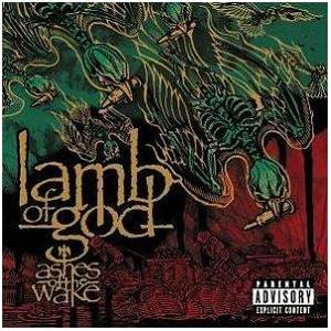 Cover - Lamb Of God: Ashes Of The Wake