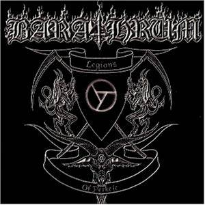 Barathrum: Legions Of Perkele - Cover