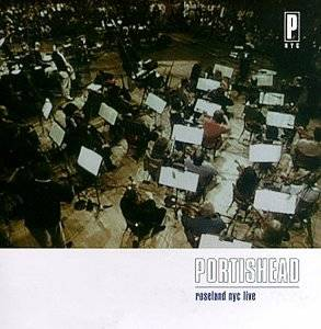 Portishead: Roseland NYC Live - Cover