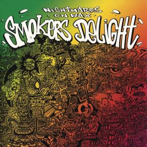 Cover - Nightmares On Wax: Smokers Delight