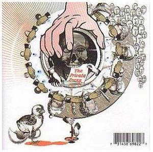 DJ Shadow: Private Press, The - Cover