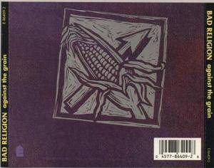 Bad Religion: Against The Grain (CD) - Bild 2