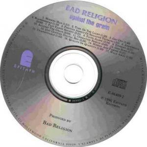Bad Religion: Against The Grain (CD) - Bild 3