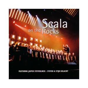 Scala On The Rocks: Scala On The Rocks - Cover