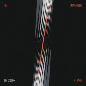 The Strokes: First Impressions Of Earth - Cover