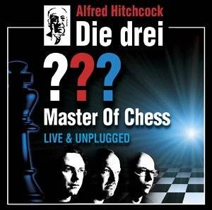 Die Drei ???: (SE) Master Of Chess - Live & Unplugged - Cover
