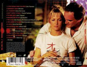 Kill Bill Vol. 2 - Original Soundtrack (CD) - Bild 2