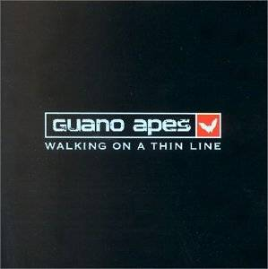 Cover - Guano Apes: Walking On A Thin Line